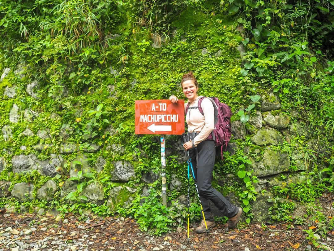 inca trail machupicchu