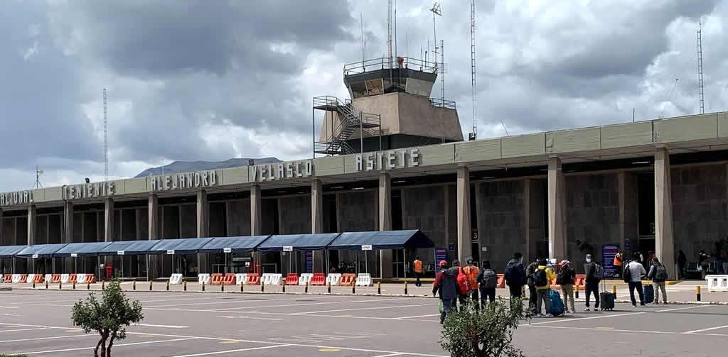 Airport cusco transport